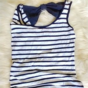 Boutique Bow Tank Top